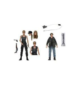 Neca Terminator 2 - pack 2 figurines Sarah Connor & John Connor