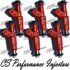 OEM Bosch Fuel Injectors Set (6) 0280155735 - Rebuilt & Flow Matched in the USA!