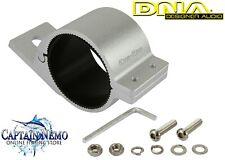 DNA CAB210S 60mm-65mm Wrap Around Bull Bar Bracket Silver
