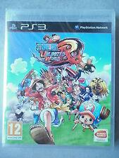"One Piece Unlimited World Red Jeu Vidéo ""PS3"" Playstation 3"