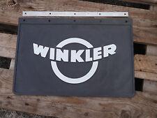 Spritzschutz Schmutzfänger 45x30 Neu Winkler Mercedes MAN Scania  LKW Anhänger