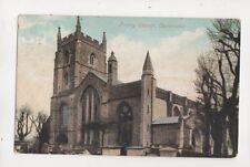 Priory Church Leominster 1907 Postcard 431b