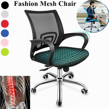 Ergonomic Midback Mesh Office Chair Swivel Computer Desk Task Chair Rolling Seat