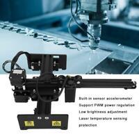 Máquina de grabado láser de metal Impresión Grabadora de escritorio 3500mW Kit