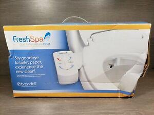 Brondell PureSpa Dual Temperature Bidet Attachment Non-Electric Hygienic Wash