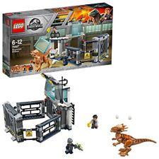 Minifiguras de LEGO, jurassic world sin anuncio de conjunto