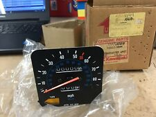 Speedometer                          1979 KZ1300 A1   25005-1044    Kawasaki NOS