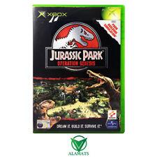 Jurassic Park: Operation Genesis (Xbox & Xbox 360 playable) Very Good - Rare