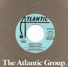 STEVIE NICKS / ROBBIE PATTON * 45 * Smiling Islands 1982 *UNPLAYED MINT DJ PROMO