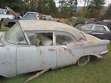 57 OLDSMOBILE 88 98 LEFT DRIVER SPINDLE KNUCKLE 1957