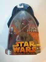 """STAR WARS Revenge of the Sith #53 Utapaun Warrior 3.75"""" Figure"""