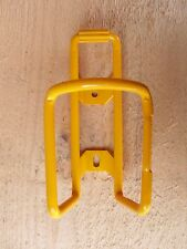 Bottle cage alloy Yellow Cycle tech