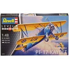 REVELL STEARMAN pt-17 KAYDET (livello 4) (scala 1:48) MODEL KIT NUOVO
