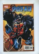 Spectacular Spider-Man 1 - Marvel 2003 NM- - Dynamic Forces Signed Paul Jenkins