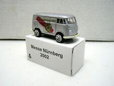 2002 MATCHBOX 50th Anniversary Messe Nurnberg Toy Fair Model VW DELIVERY VAN