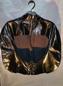 Armbinder Black  crossed arms, MonoGlove, Single Glove, arm binder, UK