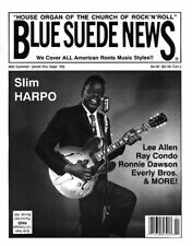 Blue Suede News #31 Slim Harpo Ray Condo Everly Bros