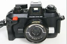 Nikon Nikonos IV-A camera iva with 35mm f2.5 lens
