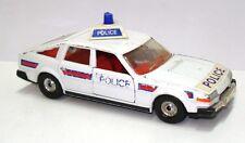 CORGI NO. 339 POLICE ROVER 3500 SEDAN