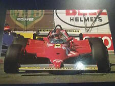 Ferrari 126CK 1981 #27 Gilles Villeneuve