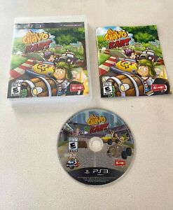 El Chavo Kart PS3 (Playstation 3, 2014) COMPLETE! Tested & Working!