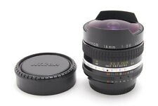 【MINT+++】Nikon Nikkor Ai-s 16mm f/2.8 AIS MF Lens For F F2 F3 From JAPAN
