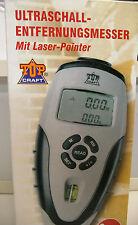 Ultraschall Entfernungsmesser mit Laser Pointer UDM-06 Entfernungsmessgerät