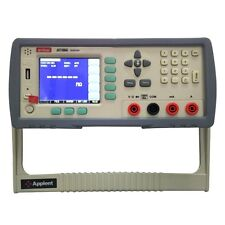 Bench Multimeter 10uV/10nA Resolution 60000Counts DC/AC Ohm Diode TFT LCD RS232