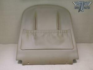🥇07-13 MERCEDES W221 S-CLASS FRONT LEFT OR RIGHT SEAT BACK TRIM COVER PANEL OEM