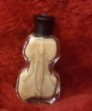 Mini Jar with Sand from the Sahara Desert near Aswan - Music-shaped container