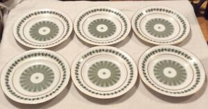 Spode Provence Set of 6 Soup/Cereal Bowls (Y7843) 20.5cm