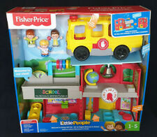 Fisher Price Little People Welcome To School Gift Set (1+ Years) NEW XMAS GIFT*