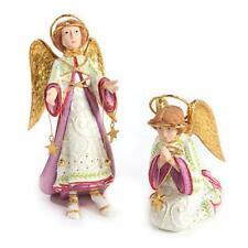 Patience Brewster Nativity Angel Figures Cute! Item 08-30674 (31081 & 31082)