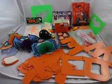 Halloween Grab Bag Decorations Black Light Balloons etc...