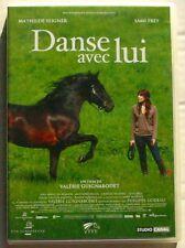 DVD DANSE AVEC LUI - Mathilde SEIGNER / Sami FREY - Valérie GUIGNABODET