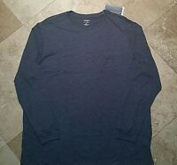 *NWT Roundtree & Yorke Long Sleeve Tee Shirt Soft Cotton Blend 2XT  Tall