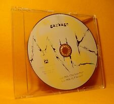 NEW PROMO MAXI Single CD Garbage Milk 2TR 1996 Downtempo, Trip Hop, House Rock