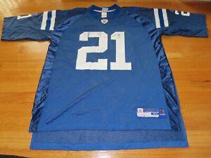Reebok NFL Players DEION SANDERS No. 21 DALLAS COWBOYS (Size XL) Jersey
