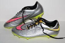 Nike 12 EUA Chuteiras e Tênis de Futebol de Prata para Homens  5bca32c46c3fe