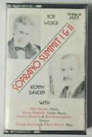 Soprano Summit 1 & 2 Cassette Tape World Jazz Records