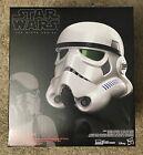 NEW Star Wars Black Series Imperial Stormtrooper Electronic Voice Changer Helmet