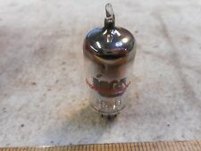 NOS Vintage Electronic MOTOROLA 6CL8 Vacuum Tube ALL TESTED ON AN EMC MODEL 211