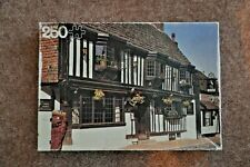 The Star Inn, Alfriston - Vintage Hestair Jigsaw Puzzle 250 Piece Tavern Series