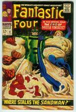 Fantastic Four # 61 (Jack Kirby) (USA,1967)
