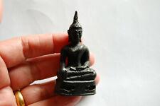 *** Sehr schöner ANTIKER Buddhas aus der Bangkok - Periode in Siam ***