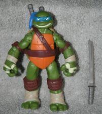 TMNT - Teenage Mutant Ninja Turtles - 2012 Leonardo with Swords - EXCELLENT!