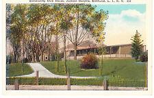 JACKSON HEIGHTS COMMUNITY CLUB HOUSE AT GOLF CLUB, 34TH AVE, QUEENS LI, NYC