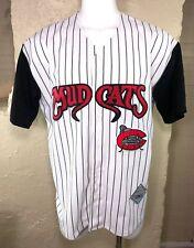 Carolina MudCats Authentic Baseball Jersey By Jersey Express Sz XL