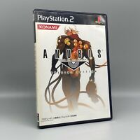 Jeu - Zone of the Enders Anubis - Sony - JAP - PS2 - Playstation 2