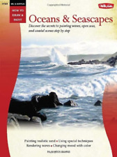 Clarke, Martin-Oceans And Seascapes BOOK NEW